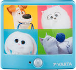 Varta Secret Life Pets Moving Light 15642101421