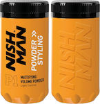 NISHMAN Matt Finish Volume Powder and Styling Light Control 20gr