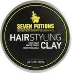 Seven Potions Hair Styling Clay 100ml