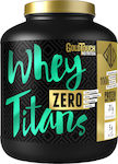 GoldTouch Nutrition Whey Titans Zero 2000gr Chocolate