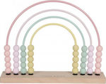 Little Dutch Rainbow Abacus Pink
