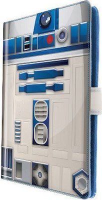 "Star Wars Flip Cover R2D2 (Universal 11"")"