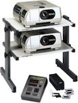 Braun Phototechnik PAXIMAT MULTIMAG AV Projection Rack Profi Line