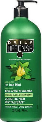Daily Defense Tea Tree Mint Conditioner 946ml