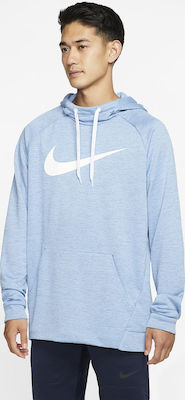 Nike Dri-FIT Training 885818-422 Pale Blue-White
