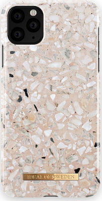 iDeal Of Sweden Fashion Back Cover GreigeTerrazzo (iPhone 11 Pro Max)