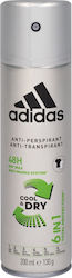 Adidas Cool Dry 48h Spray 200ml