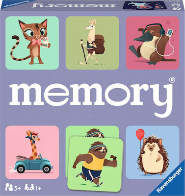 Ravensburger Wild World Of Animals Memory