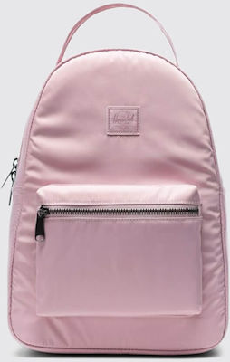 Herschel Supply Co Nova Small Flight Satin Pale Mauve