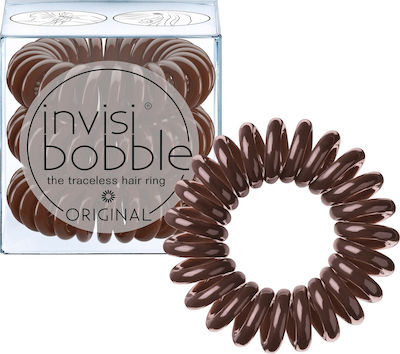 Invisibobble Original 3τμχ Pretzel Brown