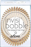 Invisibobble Slim 3τμχ Bronze Me Pretty