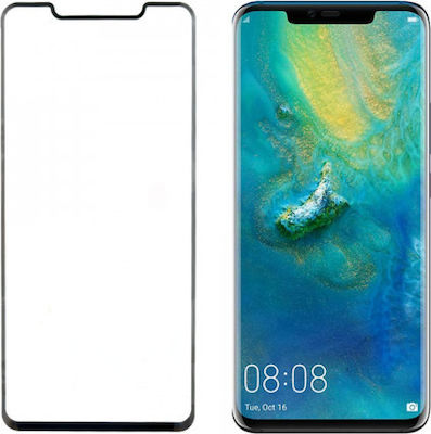 Idol 1991 0.3mm 3D Tempered Glass Black (Huawei Mate 20 Pro)
