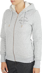 Superdry Applique W2000009A-HBA Mid Grey Marl