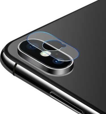 Benks Tempered Glass Camera lens 9H – 0.15mm 2τμχ (iPhone X)