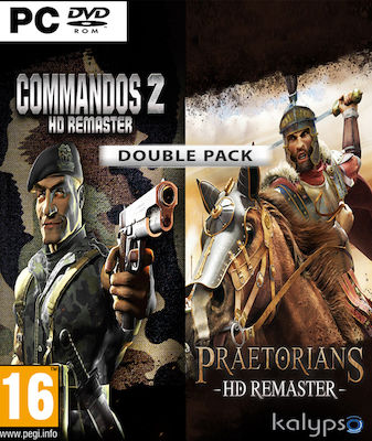 Commandos 2 & Praetorians HD Remaster PC