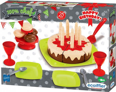 Ecoiffier Happy Birthday