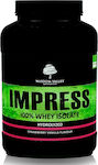 Wisdom Valley Impress 100% Isolate 2000gr Strawberry Vanilla