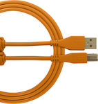 UDG USB 2.0 Cable USB-A male - USB-B male 2m (U95002OR)