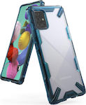 Ringke Fusion X Back Cover Μπλε (Galaxy A71)