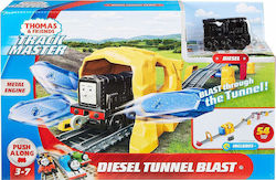 Fisher Price Thomas The Train Diesel Tunnel Blust