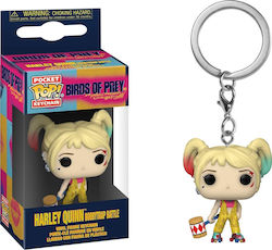 Pocket Pop! Keychain Movies: Birds Of Prey - Harley Quinn