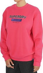 Superdry Applique W2000016A-NYE Fuchsia