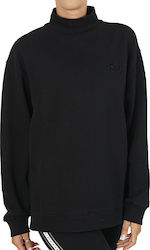 Superdry Ana High Neck Crew W2000004A-02A Black