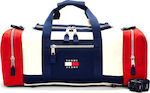 Tommy Hilfiger Heritage Duffle Canvas AM0AM05922-0F7 58cm Multi