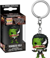 Pocket Pop! Keychain Marvel: Venom - Venomized Hulk
