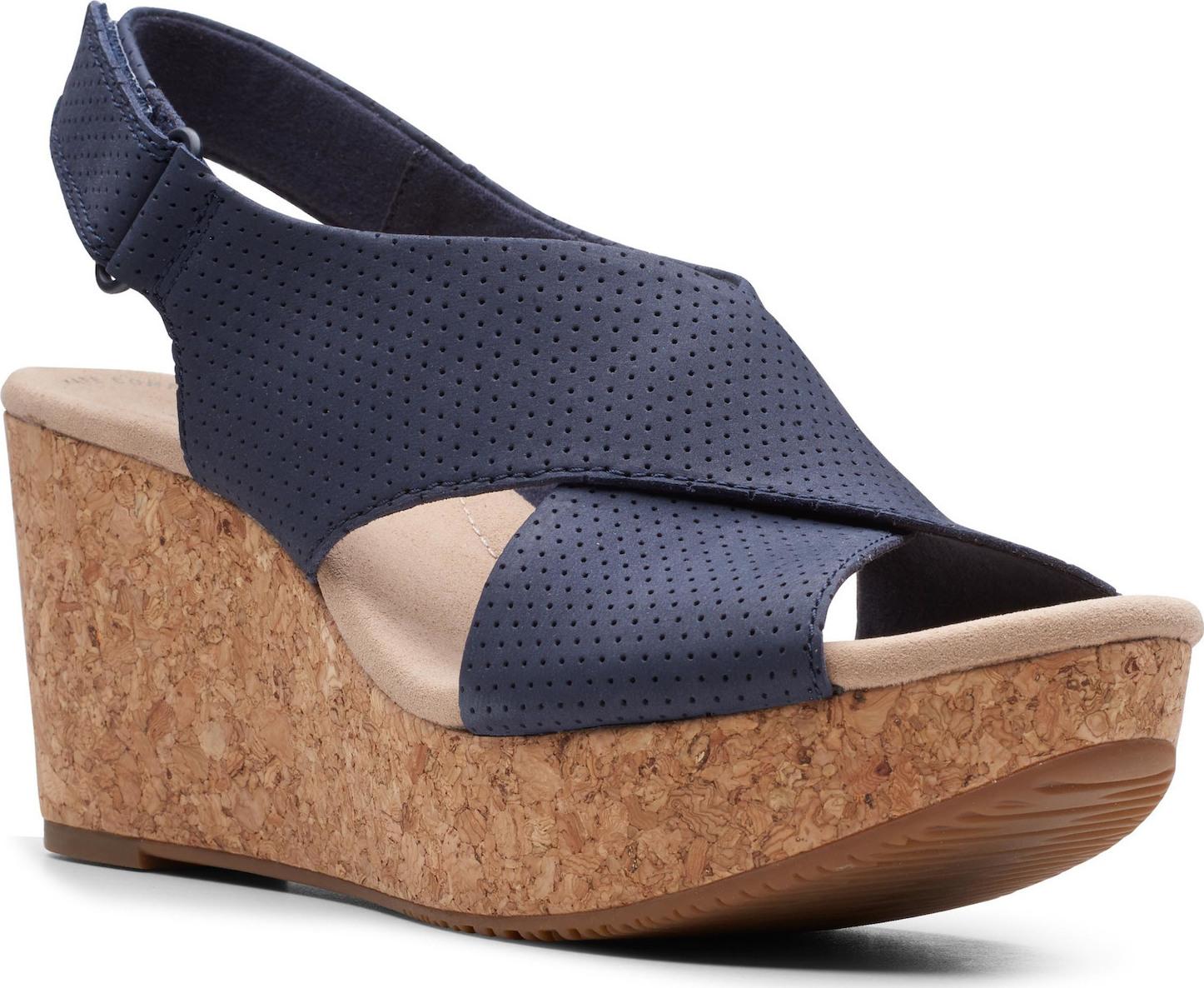 Ανατομικά Παπούτσια Clarks Annadel Parker 26150564 Blue