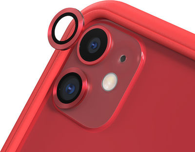 RhinoShield Tempered Glass Lens Protector για iPhone 11. Red