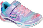 Skechers S Lights Power Petals Painted Daisy