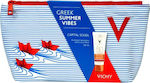 Vichy Greek Summer Vibes Capital Soleil Anti-ageing SPF50+ & Νεσεσέρ