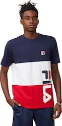 Fila Alfredo LM015838-410 Navy / White / Red