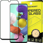 Wozinsky Full Glue Tempered Glass Black (Galaxy...