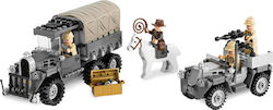 Lego Indiana Jones: Race for the Stolen Treasure 7622