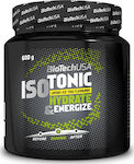 Biotech USA IsoTonic Hydrate & Energize 600gr Lemon Ice Tea