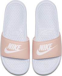Nike Benassi Just Do It 343881-412 Washed Coral