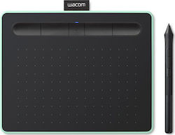 Wacom Intuos S with Bluetooth Pistachio Green