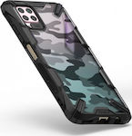 Ringke Fusion-X Back Cover Πλαστικό Camo Black ...