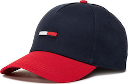 Καπέλο TOMMY JEANS - Tjm Flag Cap AM0AM05956 0F6