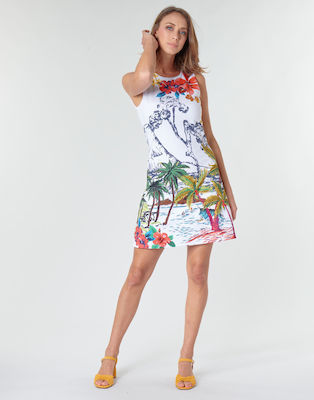 Desigual Tropical Pacific 20SWVK91-1000 Multicolour