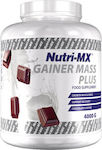 Nutri-ΜΧ Gainer Mass Plus 4000gr Chocolate