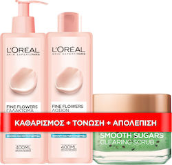 L'Oreal Fine Flowers Promo Pack