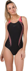 Speedo Fit Laneback 11389-C739 Black