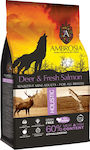 Ambrosia Adult Mini Grain Free Deer & Fresh Sal...