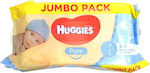 Huggies Baby Wipes Pure 72τμχ