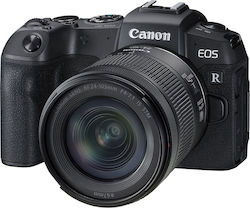 Canon EOS RP Kit (RF 24-105mm F4-7.1 IS STM) Black