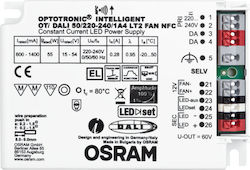 Τροφοδοτικό LED OTi Dali 50/220-240/1A4 LT2FAN 55W IP20 78000-460019 Osram