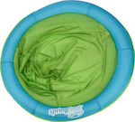 Swimways Στρώμα Spring Float Papasan Green / Light Blue 90cm